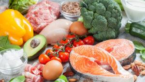 Low Carb Lebensmittel zum abnehmen