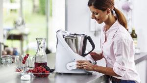 Gesund kochen mit dem Thermomix